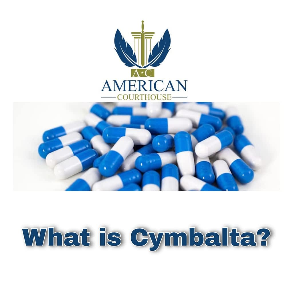 what is cymbalta and how does it work