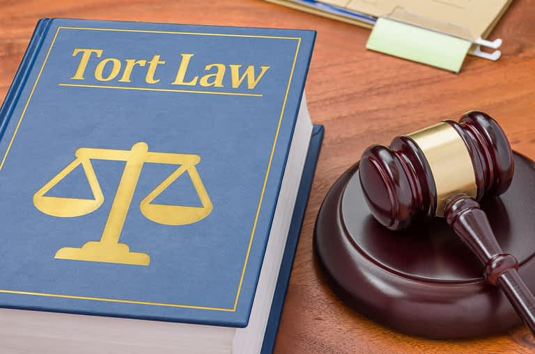 Tort law in the US